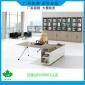 广州办公家具 主管台 板式办公桌 大班台批发 时尚经理主管台板式