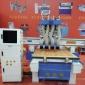 中华神工厂家直销板式家具开料机 橱柜门四工序开料机