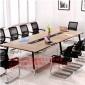 郑州销售办公家具板式老板台