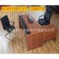 向龙伟业定制板式班台 板式办公桌 现代简约工作台经理办公台系列